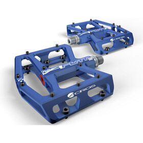 ACROS A-Flat XL Pedale blau